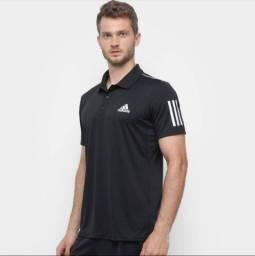 Camisas originais adidas Polo, número G nota fiscal