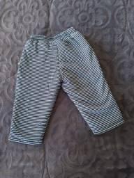 Calça acolchoada tamanho p bebê