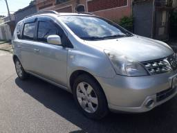 Livina 1.8 SL 2012 aut.