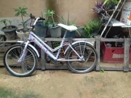 Bicicleta feminina 100.00