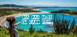Dia das mães em Cabo Frio