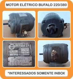 Motor Elétrico Bufalo 220/380