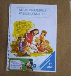 Livro de Religião do IDFG 1° ANO