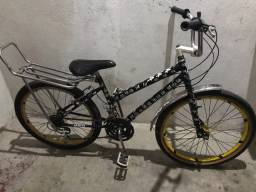 Bicicleta big aro 24