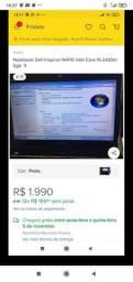 Vendo notbook Dell i5