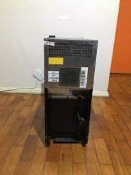 Adega de Vinhos Brastemp Climatizada BZC12BE Wine Cooler para 12 Garrafas - All Black