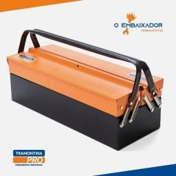 Caixa para ferramentas 3 gavetas Tramontina Pro