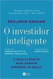 Livro O investidor inteligente - Benjamim Graham