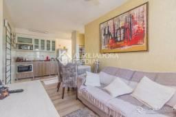 Apartamento à venda com 3 dormitórios em São sebastião, Porto alegre cod:253441