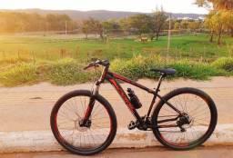 Bicicleta Oggi Hacker Sport (semi-nova)