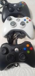 Controle modelo x box USB