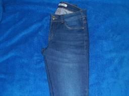 Calça jeans, tamanho 36, SUPER SKINNY