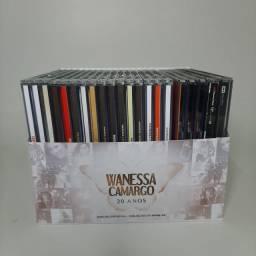 Wanessa Camargo: Box Especial 20 Anos Coleção De Singles
