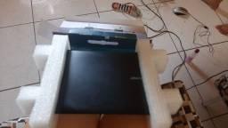 Notebook zerado dentro da Caixa ainda com.nota fiscal