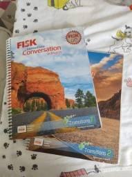 Livros Transitions 1 e 2 - Fisk