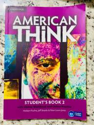 Livro Didático - American Think - Student?s Book 2