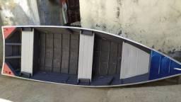 Barco 4m + Motor 6,5HP