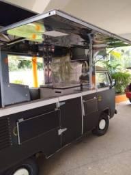 Food truk ... Kombi
