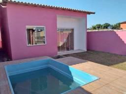 KIU- Casa com 2 quartos, à venda por R$ 85.000 no Condomínio Gravatá em Unamar