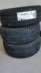 Vendo 4 pneus novos Bridgestone Ep150 Ecopia 205/55R16 350,00 cada