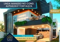 Título do anúncio: Mansão Alphaville Fortaleza