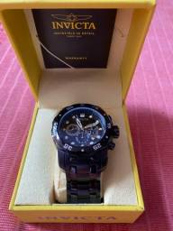 Relógio invicta pro diver 0076 original