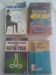 4 livros usados por R$ 10 reais!