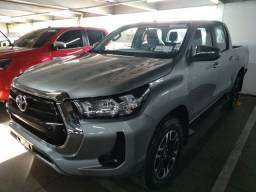 Nova Hilux Motor 204Cv SRV Cd 4x4 2.8 TDI Diesel Aut