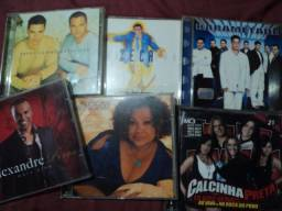CD Calcinha Preta + Alcione etc por 30 reais!!!