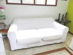 Sofá Perfeito madeira maciça imperdível