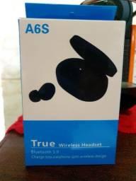 Fone De Ouvido Bluetooth (Nunca usado)
