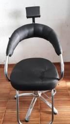 Cadeira nova para salão