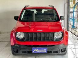 Jeep Renegade 1.8 Sport automático 2019 único dono