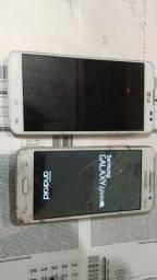 Samsung Galaxy Gran prime e Um LG