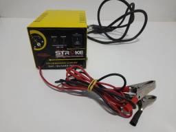 Carregador de Bateria Automotiva Stroke Power 12V 3AH