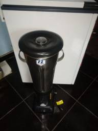 Liquidificador industrial 12 litros novo nunca usado