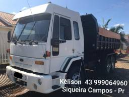 Ford Cargo 4331 Caçamba