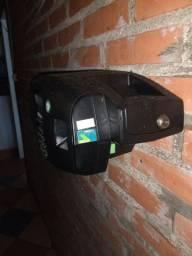 Relógio de ponto biométrico com impressão