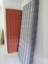 Telha Plan PVC Ceramica/Vermelha