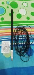 Antena Omnidireccional 25Dbi Quadriband para Repetidor de sinal de telefone Rural