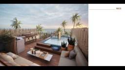 Oz~ Lançamento de Luxo a Beira Mar de Muro Alto / Cais Eco Residencia