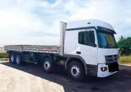 Caminhão Mb Atego 2430 Ano 2014