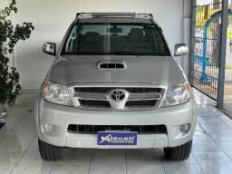 Toyota Hilux Srv CD 3.0 diesel 2006, impecável. Único dono