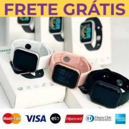 Relógio Smartwatch fitness academia novo apartir 69.90 leia discrição pague cartões
