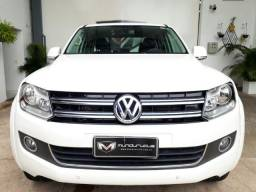Vw - Volkswagen Amarok 2.0 Highline 4x4 Cd 16v 2013/2013 Branco - 2013