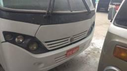 Micro ônibus Comil com motor MWM 9-150 ano 2008 por apenas 45.000 avista