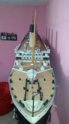 Réplica original titanic