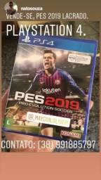 PES 2019 (Pro Evolution Soccer 2019 - PS4)