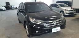 Honda cr-v exl 4wd 2.0 aut.(blindado) - 2014