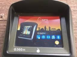 GPS para Moto prova d?água